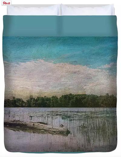 Buy the duvet from Fine Art America or Fine Art England