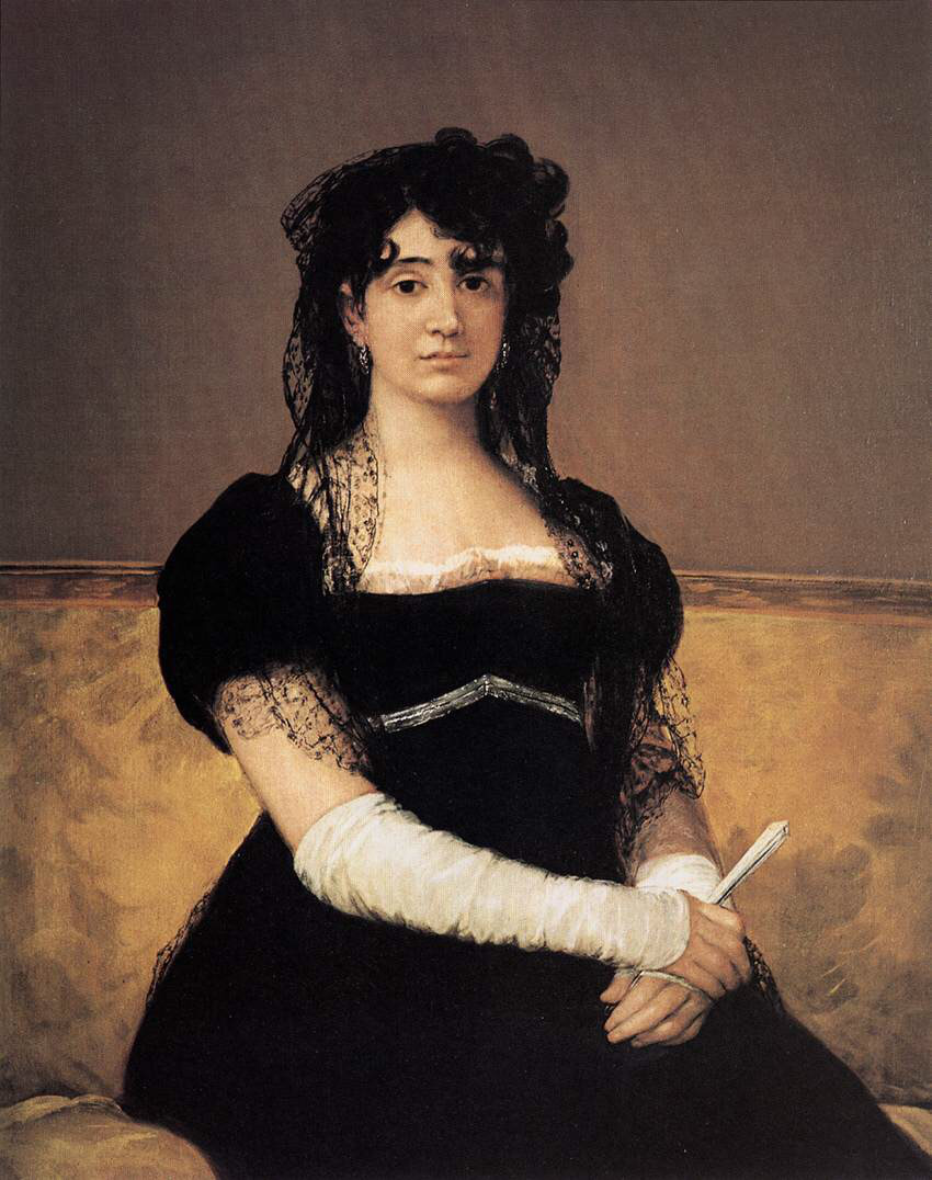 Goya, The Portraits at the National Gallery