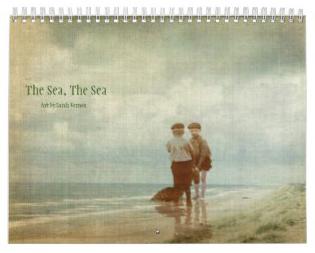 The Sea, The Sea Calendar © Sarah Vernon