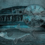 Photograph from the ex-Mrs FND Photograph from Unsplash Texture 2LO Ancient times 2 Clock created for Behind Time Original & vintage art © First Night Design [www.firstnightdesign.wordpress.com]