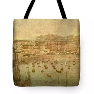 Margate Translated Tote Bag from Fine Art America
