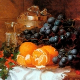 Christmas Still Life by Eloise Harriet Stannard