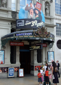 The Criterion Theatre in September 2007 [Wikipedia]