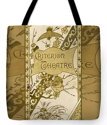 Tote Bag at Fine Art America