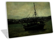 Homecoming Pirate Laptop Skin from Redbubble © Sarah Vernon