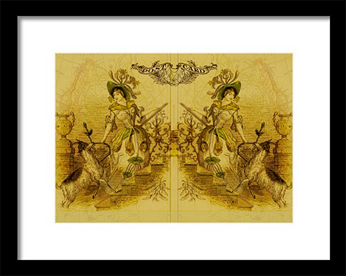 Buy Mirror Image as a framed print @ Fine Art America © Sarah Vernon