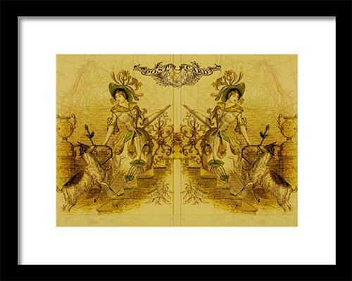 Buy Mirror Image as a framed print @ Fine Art America © Sarah Vernon