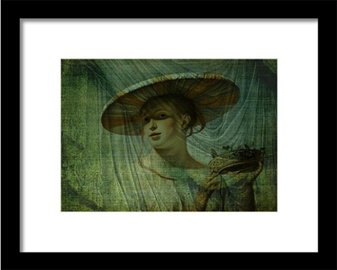 Buy a framed print of The New Look © Sarah Vernon at Fine Art England