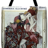 Nijinsky dans La Peri - Ballets Russes Tote Bag from Fine Art America © Sarah Vernon