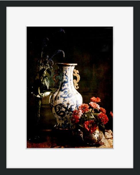 The Chinese Vase © Sarah Vernon
