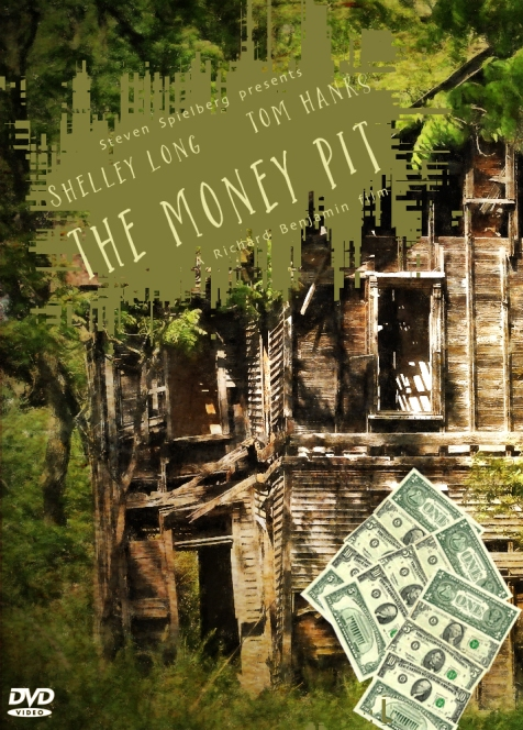#photorehabcovermakeover Week 2 The Money Pit © Sarah Vernon