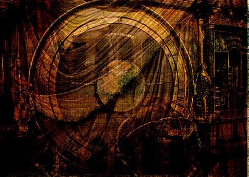 Horloge Astronomique © Sarah Vernon