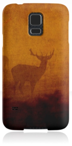 Shadow Deer © Sarah Vernon - Samsung Galaxy Cases & Skins