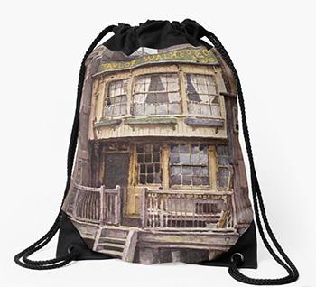 Fagin's Den Drawstring Bag © Sarah Vernon @ Redbubble