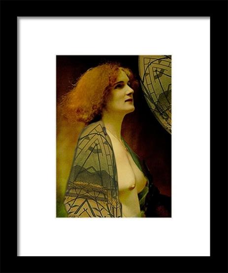 Pre-Raphaelite Beauty © Sarah Vernon - Fine Art America
