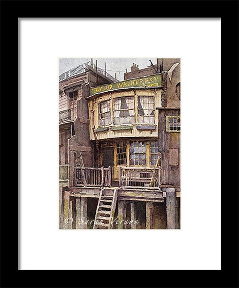 Fagin's Den © Sarah Vernon - Buy prints, cards & home decor