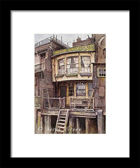 Fagin's Den © Sarah Vernon - Buy prints, cards & home decor