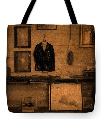 The Sports Pavilion Tote Bags © Sarah Vernon at FAA
