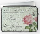 Petite Rose Confection Laptop Sleeve © Sarah Vernon