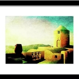 Solitude Framed Print © Sarah Vernon - Fine Art America