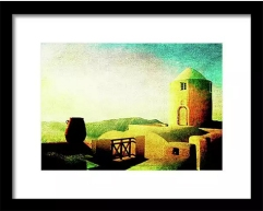 Solitude Framed Print © Sarah Vernon - Fine Art America