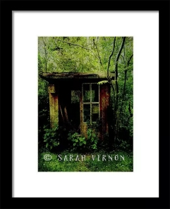 Abandoned Hideaway © Sarah Vernon at Fine Art America