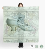 Made for Waling © Sarah Vernon Scarves @ Redbubble