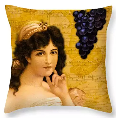 Throw Pillows @ Fine Art America