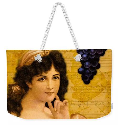 Weekender Tote Bag @ Fine Art America