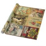 vintage_puss_in_boots_christmas_montage_wrapping_paper-r7dd76bcad0204f3a86185152e2bad8d1_zkknt_8byvr_5121