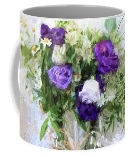 Spring Passion Mug © Sarah Vernon