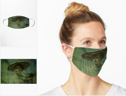 The New Look Mask at Redbubble