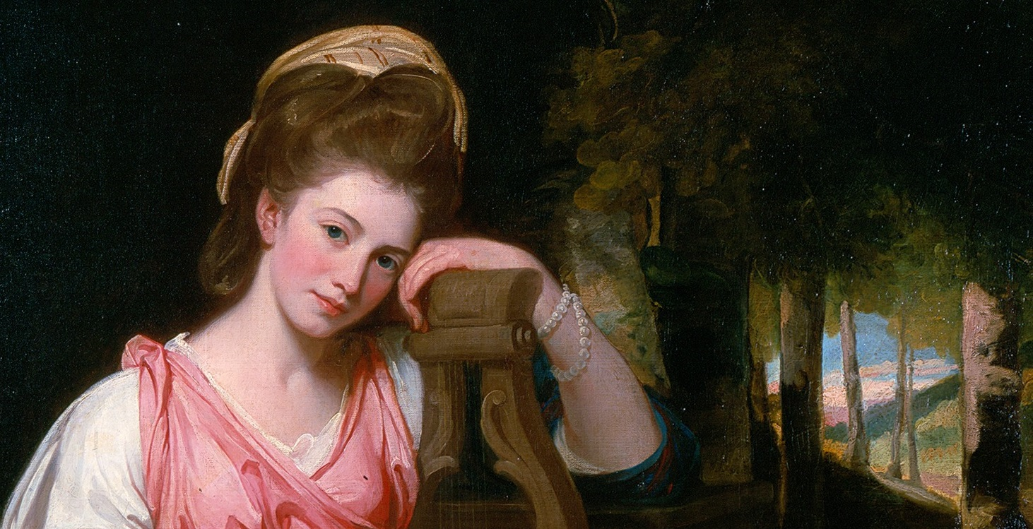 Art Detectives: Anne Birch by George Romney