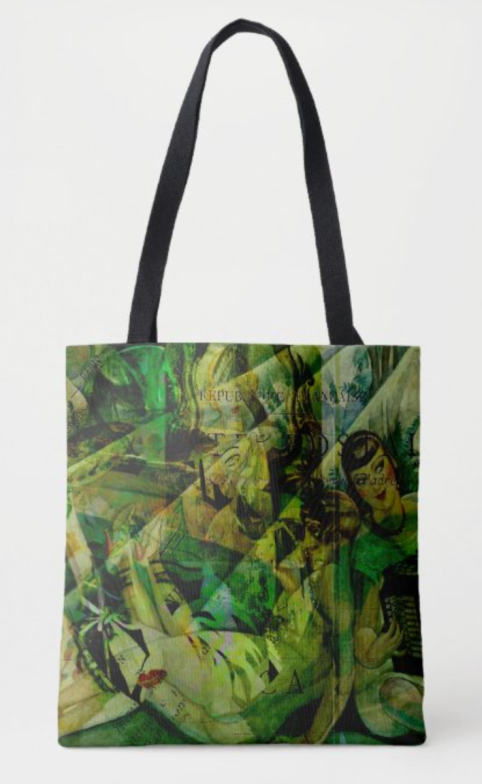 The Gerda Gals Tote Bag at Zazzle © Sarah Vernon